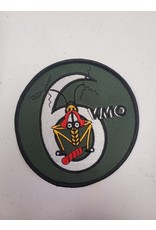 VMO-6 Cricket Green Large Patch