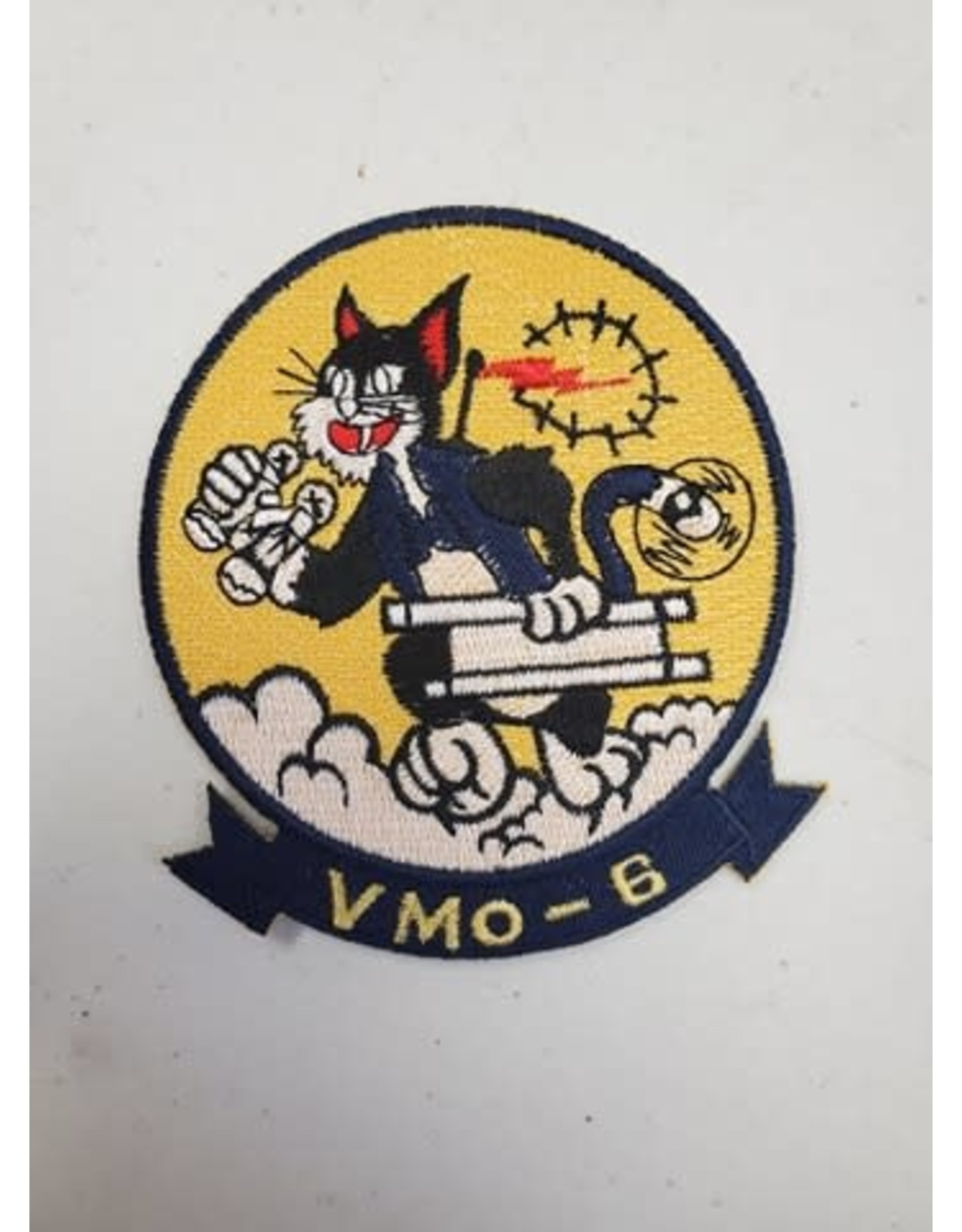 VMO-6 Felix the Cat Yellow Patch