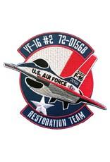 YF-16# Restoration Cloth Patch