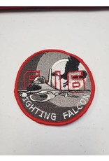 F-16 Fighting Falcon Circle Patch
