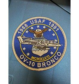 USAF OV-10 Bronco Service Patch