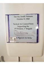 FAC Assoc Tactical Air Control Party Tan An RSVN, video