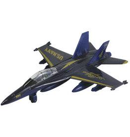F/A-18 Hornet Blue Angels Pullback