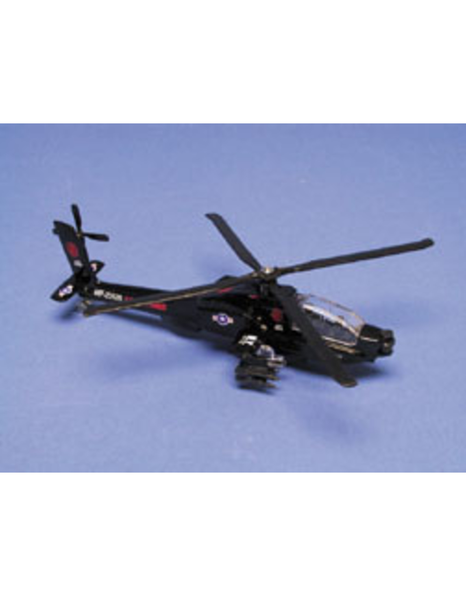 AH-64 Apache Helicopter
