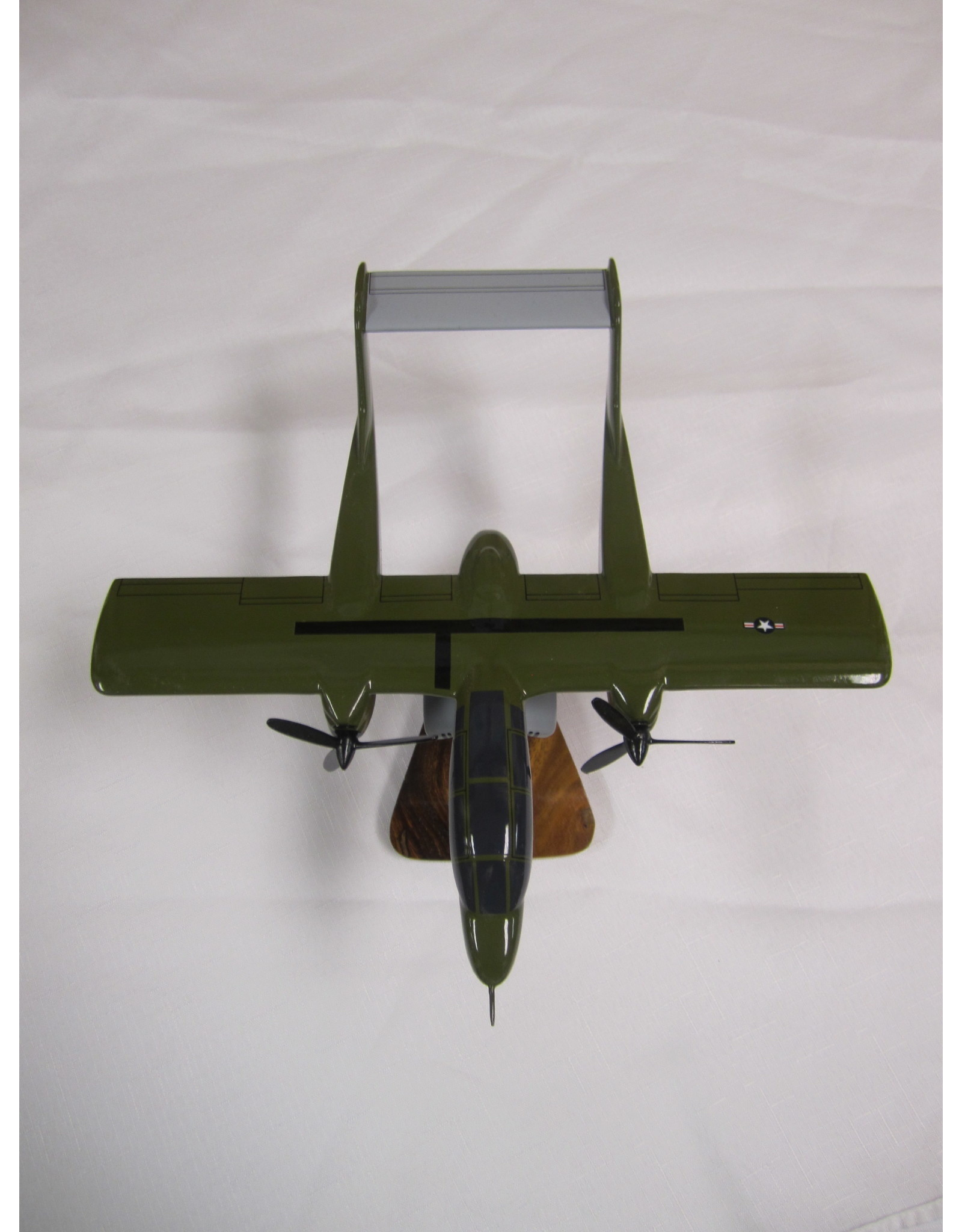 OV-10A Bronco USN Wood Model