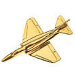 Clivedon Pin Badge A-4 Skyhawk, Pin, Gold