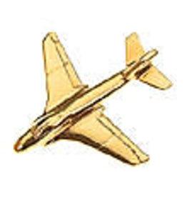 Clivedon Pin Badge A-6 Intruder, Pin, Gold