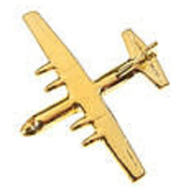 Clivedon Pin Badge C-130 Hercules, Pin, gold