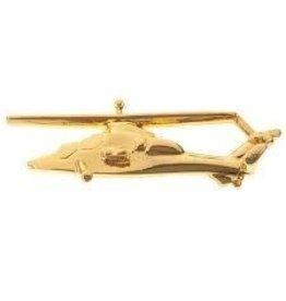 Clivedon Pin Badge Tiger Eurocopter, Pin, gold
