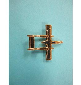 Clivedon Pin Badge OV-10 Bronco, Pin, gold