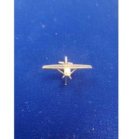OBA O-1 Bird Dog, Pin, gold