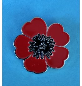 PINMART Poppy WWI, Pin