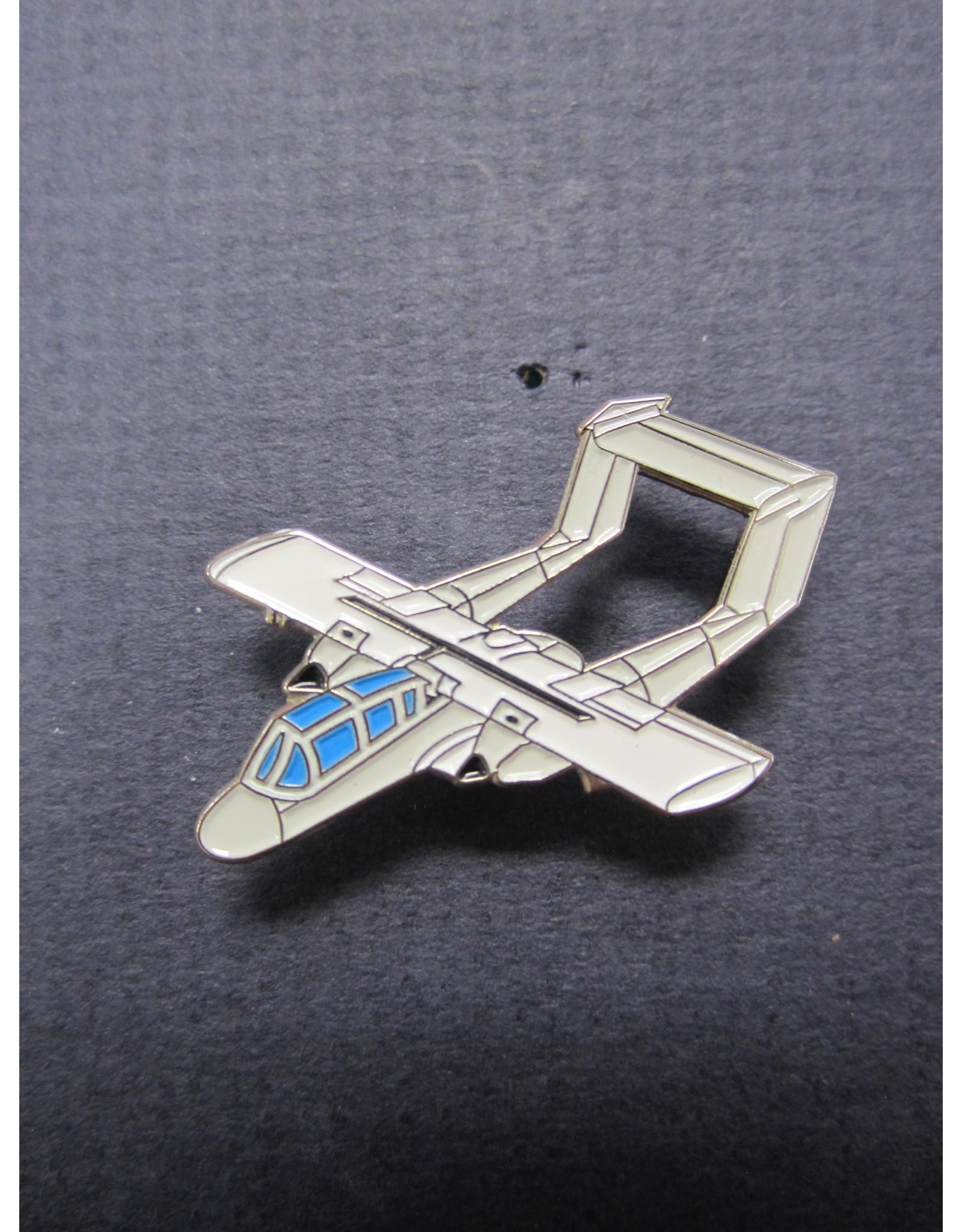 FWAM OV-10A USAF, Pin, gray and white