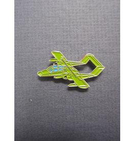 FWAM OV-10D USMC, Pin, green
