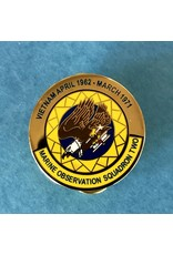 FWAM Marine Observation Squadron Two, Pin