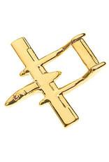 OV-10 Bronco Pin, Gold