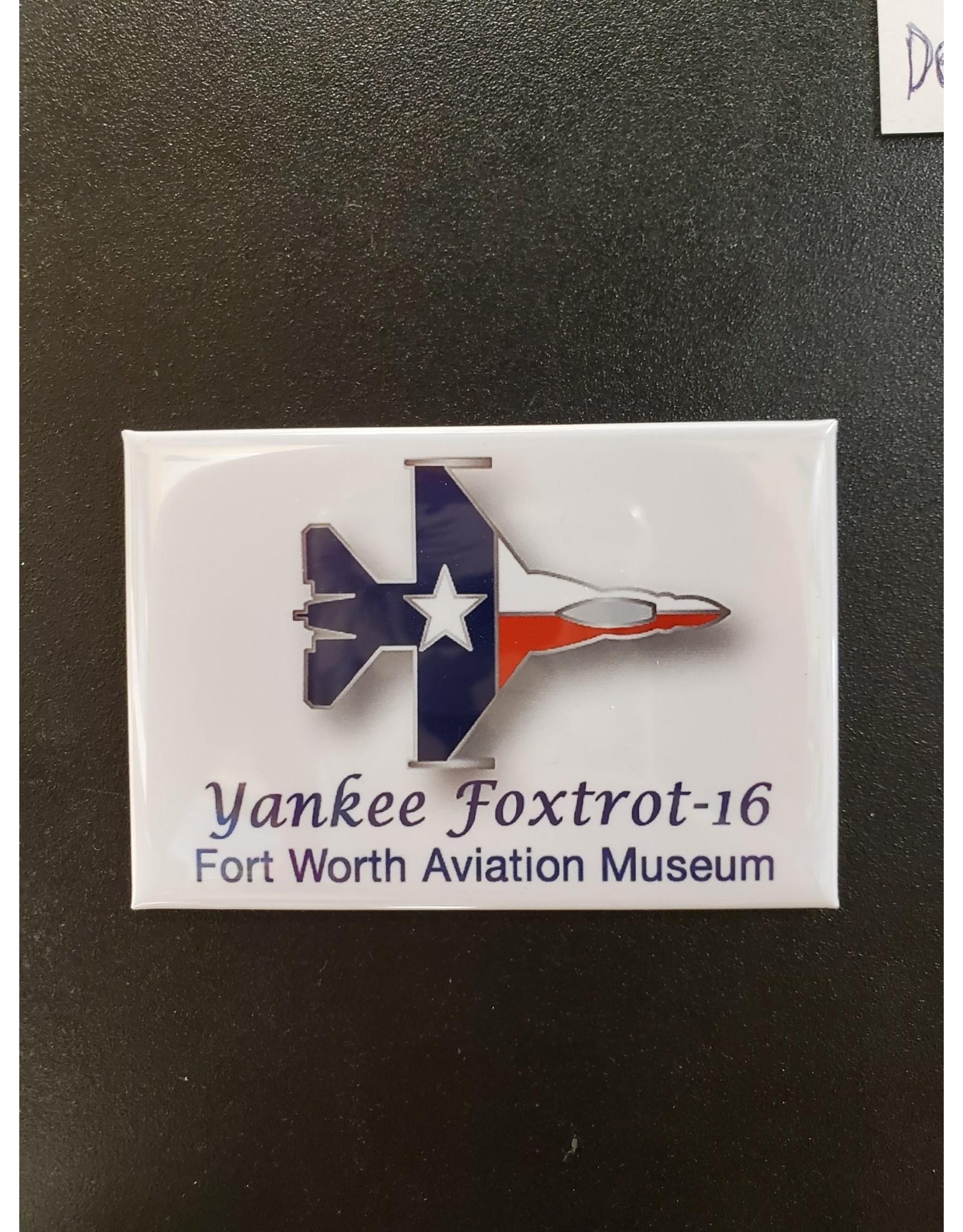 FWAM YF-16 #2 Magnet