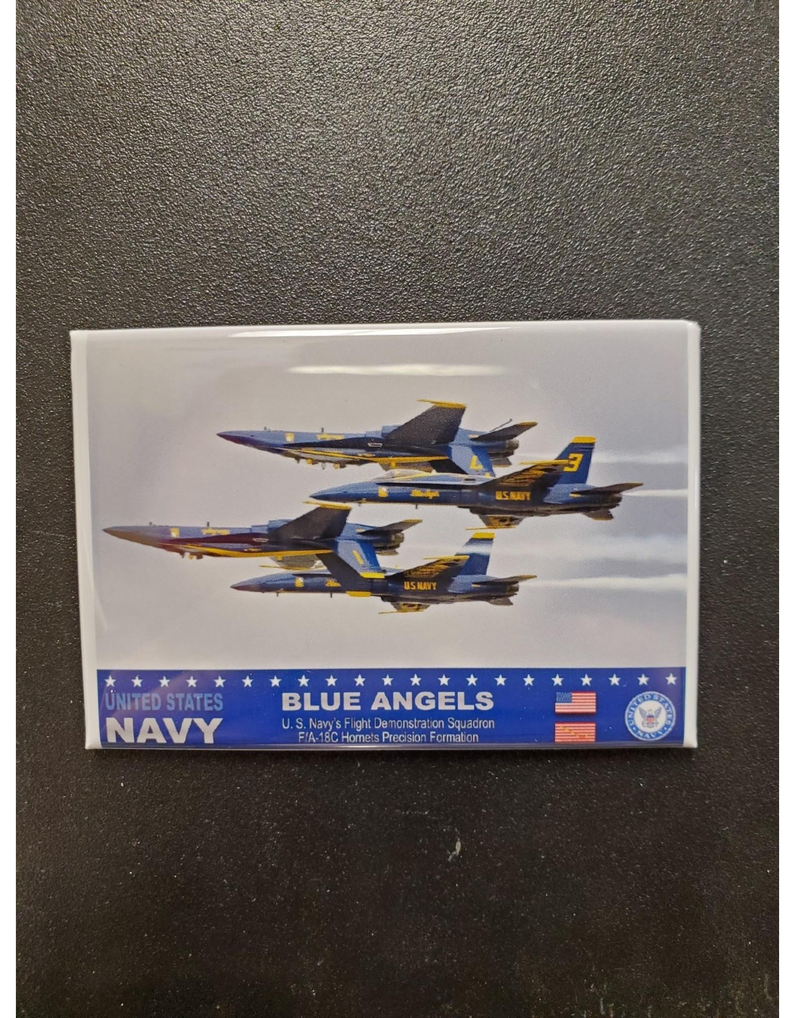 Blue Angels Magnet