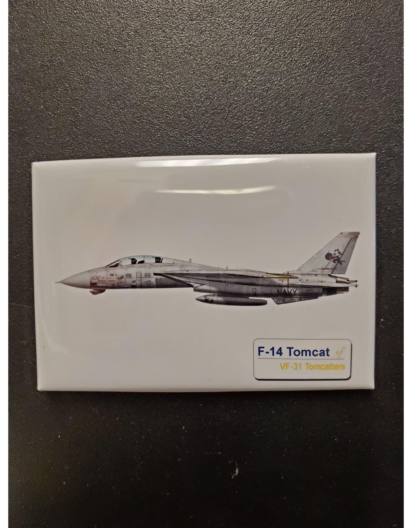 F-14 Magnet