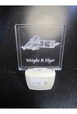 Wright B Flyer Night-light