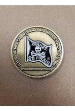 Cowtown Warbird Roundup Pirates Coin