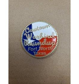 Cowtown Warbird Roundup BroncoFest VII Coin