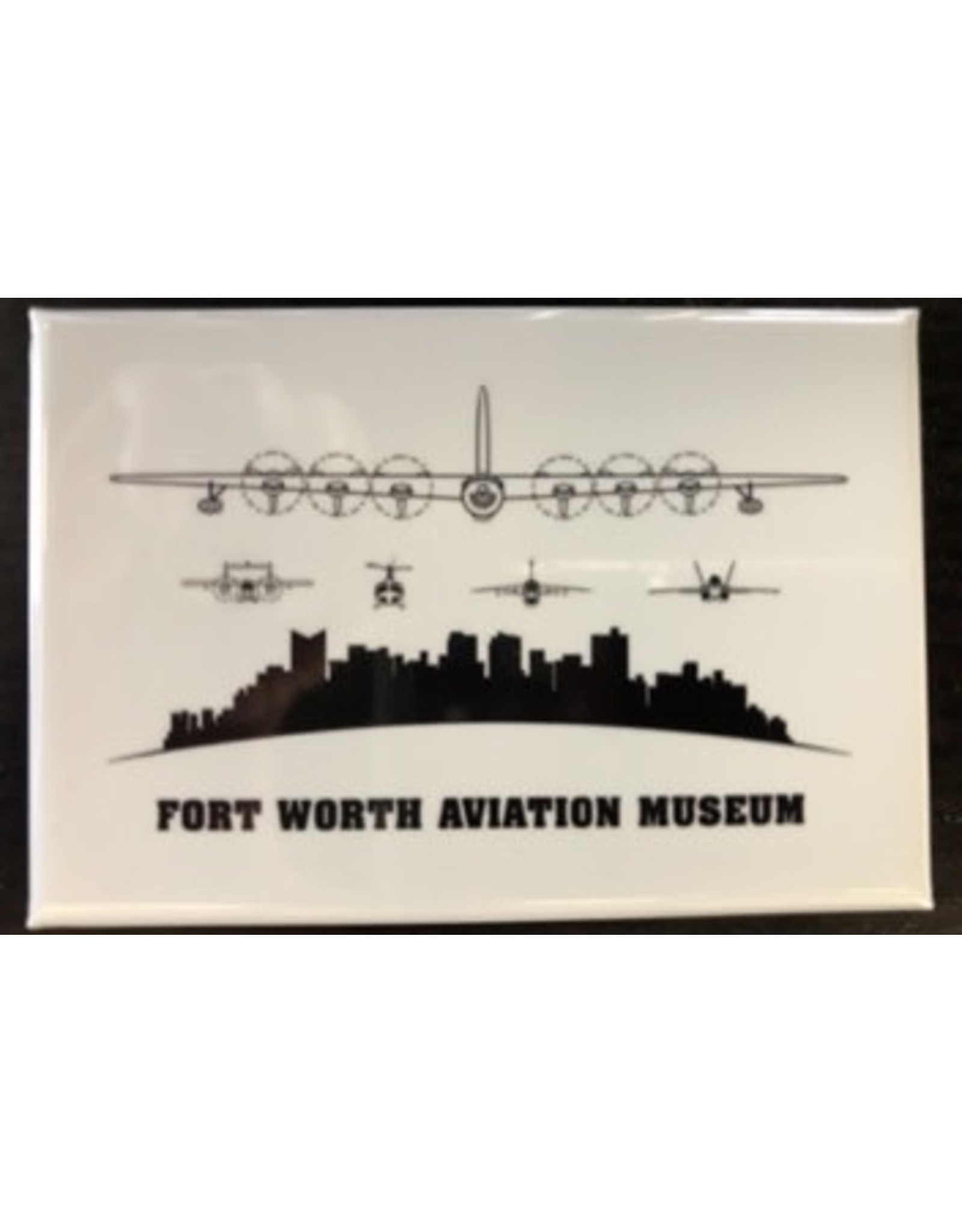 Fort Worth Aviation Museum Magnet