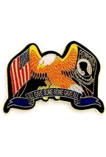 All Gave Some, Some Gave All US Flag/POW MIA Pin