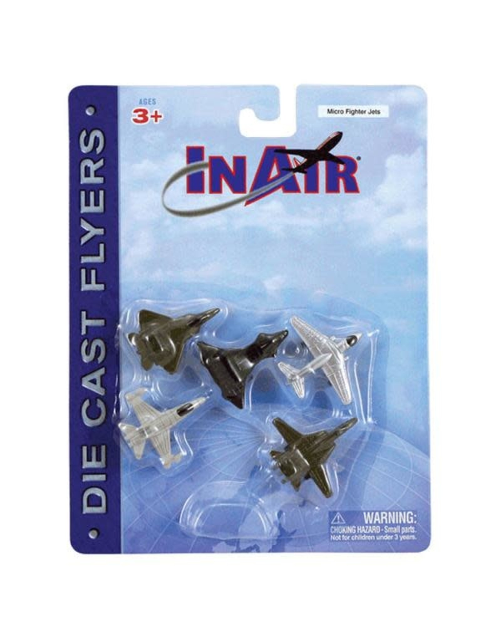 InAir Micro Fighter Jets