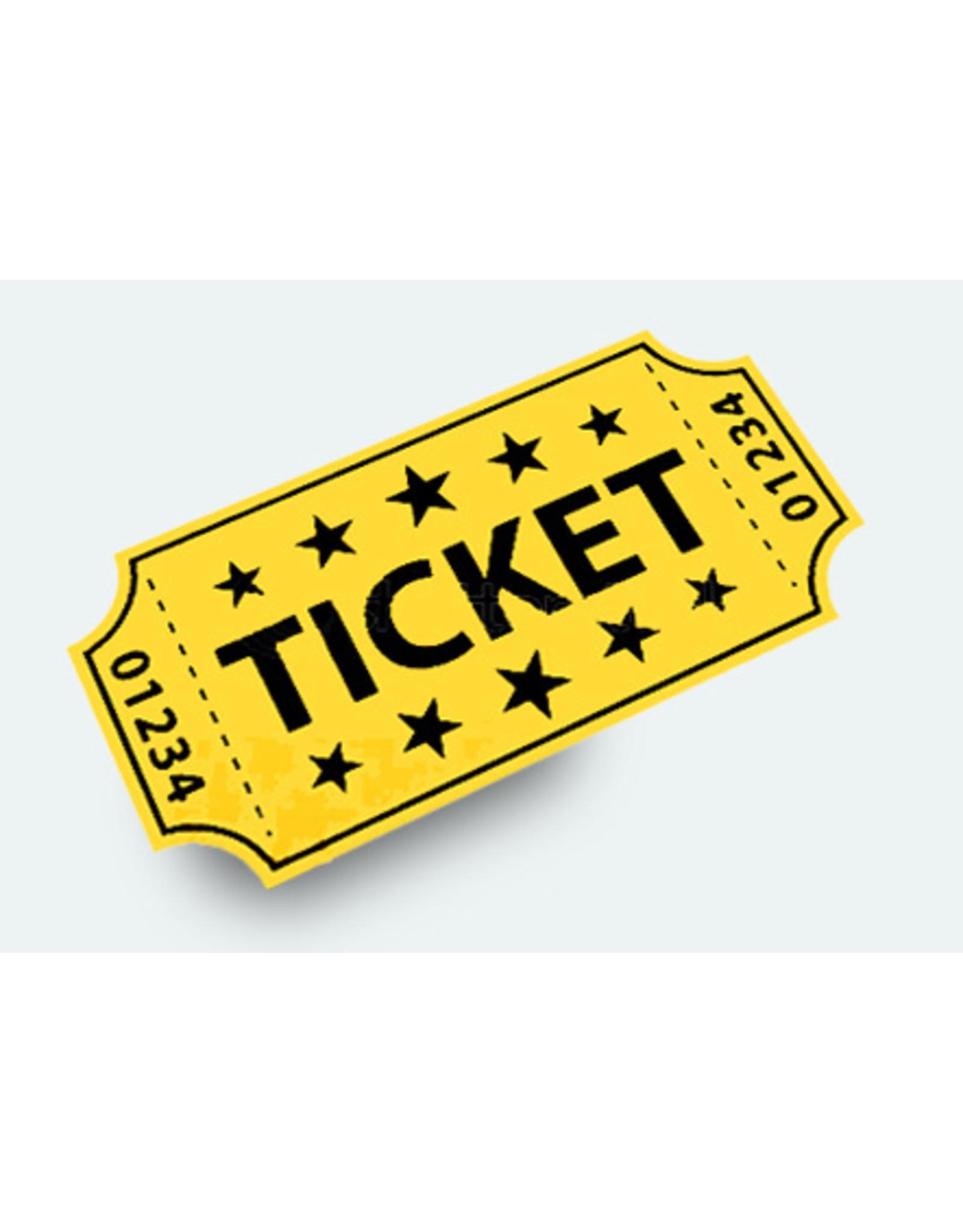 Senior Online Ticket