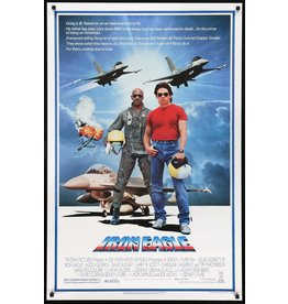 August Movie Night at the Museum - Iron Eagle