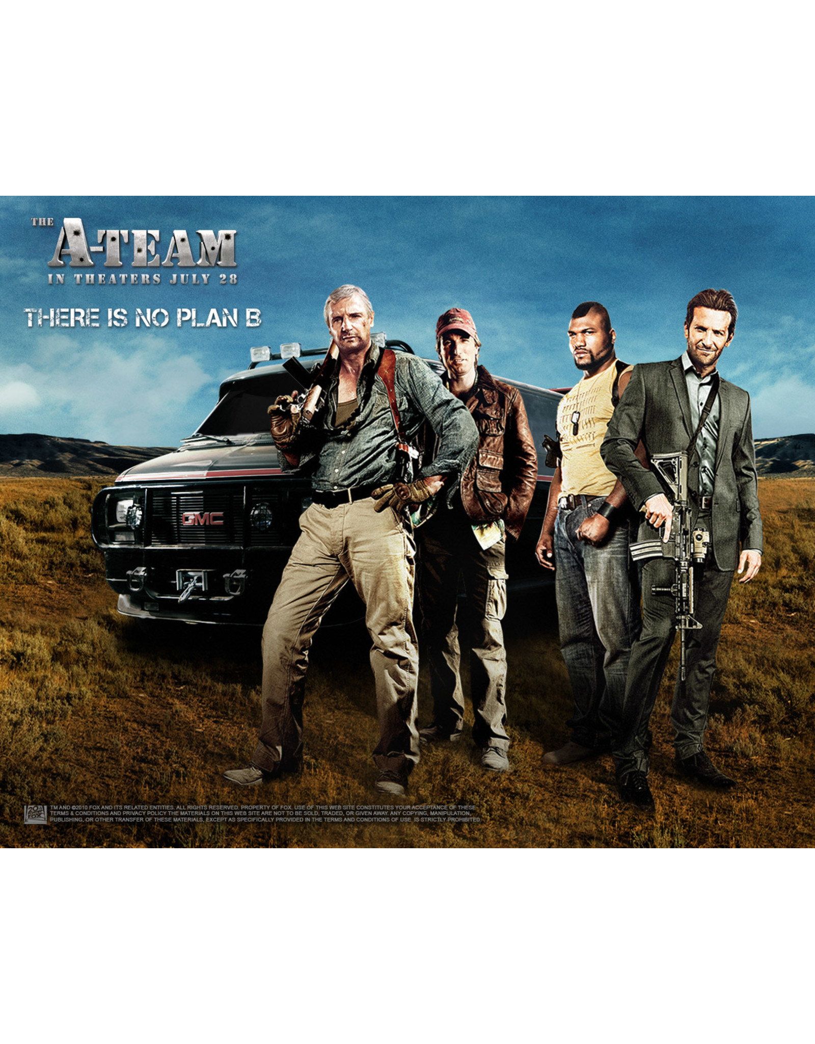 Movie Night at the Museum - The A-Team