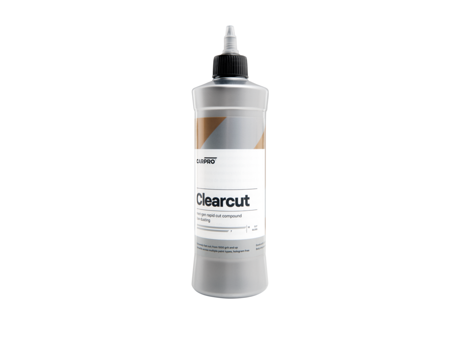 Clearcut: Heavy Cut Compound