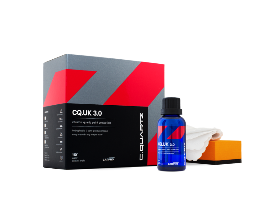 CQUARTZ UK 3.0 Coating
