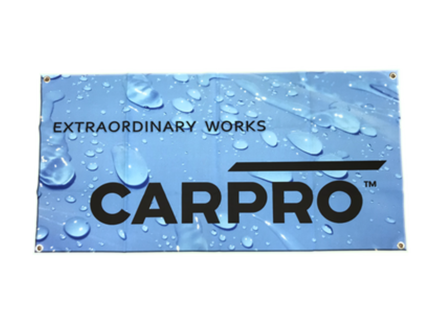 "CARPRO 2020 Banner 48"" x 24"""