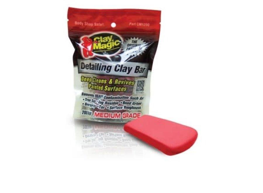 Clay Magic Red Aggressive Clay Bar