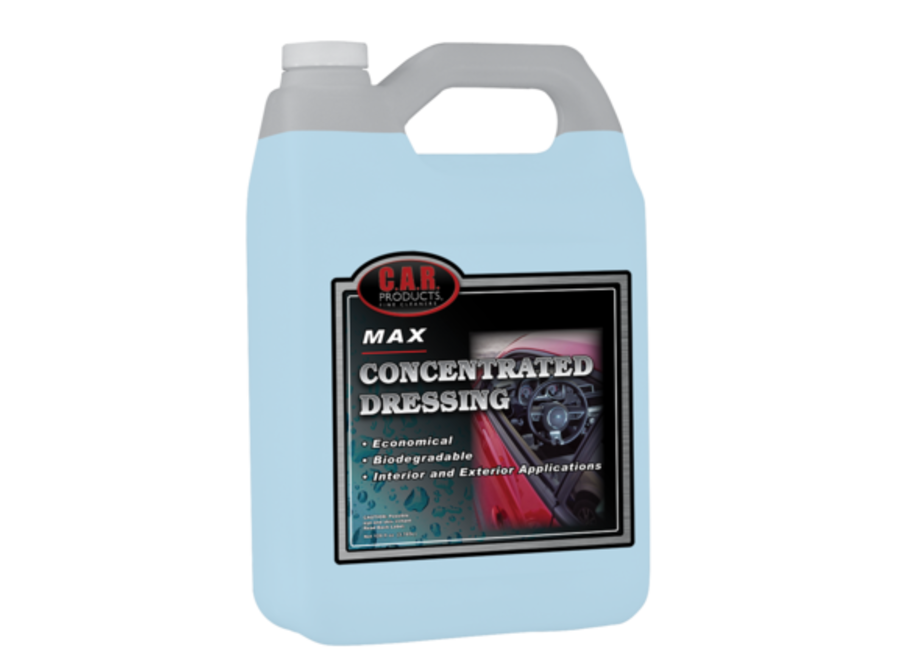 CAR Products Max Concentrate Dressing 128oz