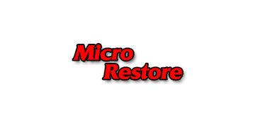 Micro-Restore