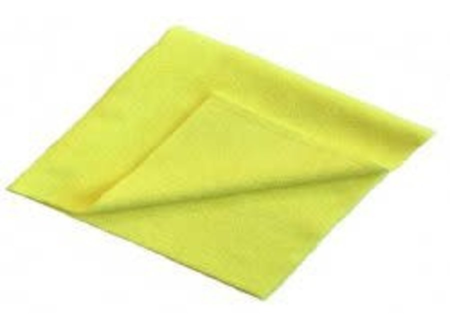 Polishing Towel - Yellow