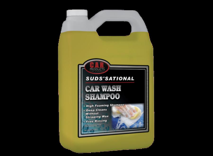 CAR Products Suds'Sational Car Wash Shampoo