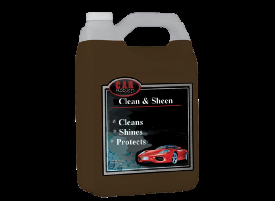 Clean & Sheen Interior Cleaner