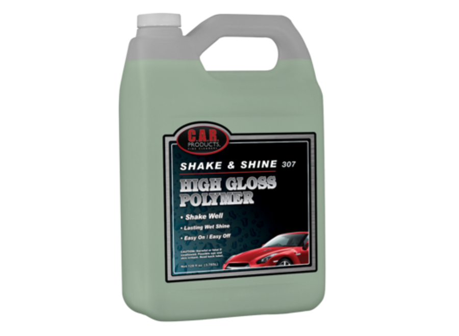 CAR Products Shake & Shine High Gloss Polymer