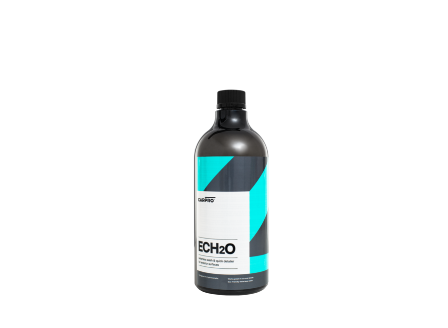 ECHO Waterless & Quick Detailer Concentrate