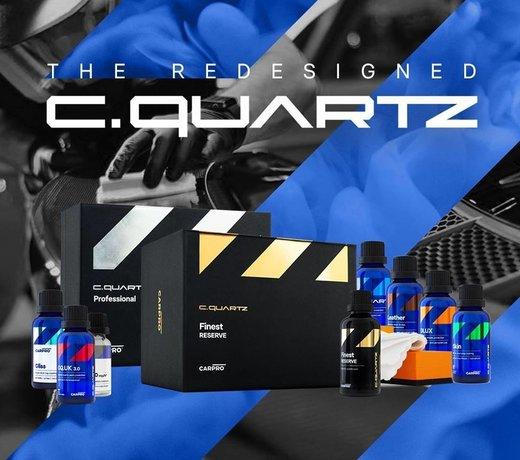 Familia de Productos CQUARTZ