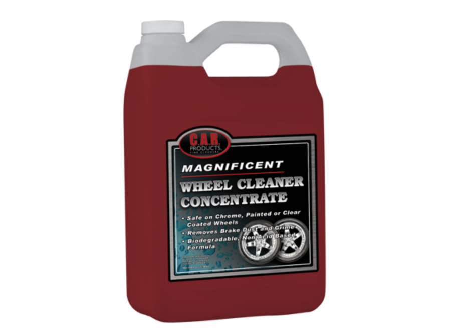 Magnificent Wheel Cleaner Concentrate