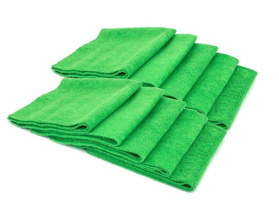 Mr. Everything Premium Towel  10 Pack - Green