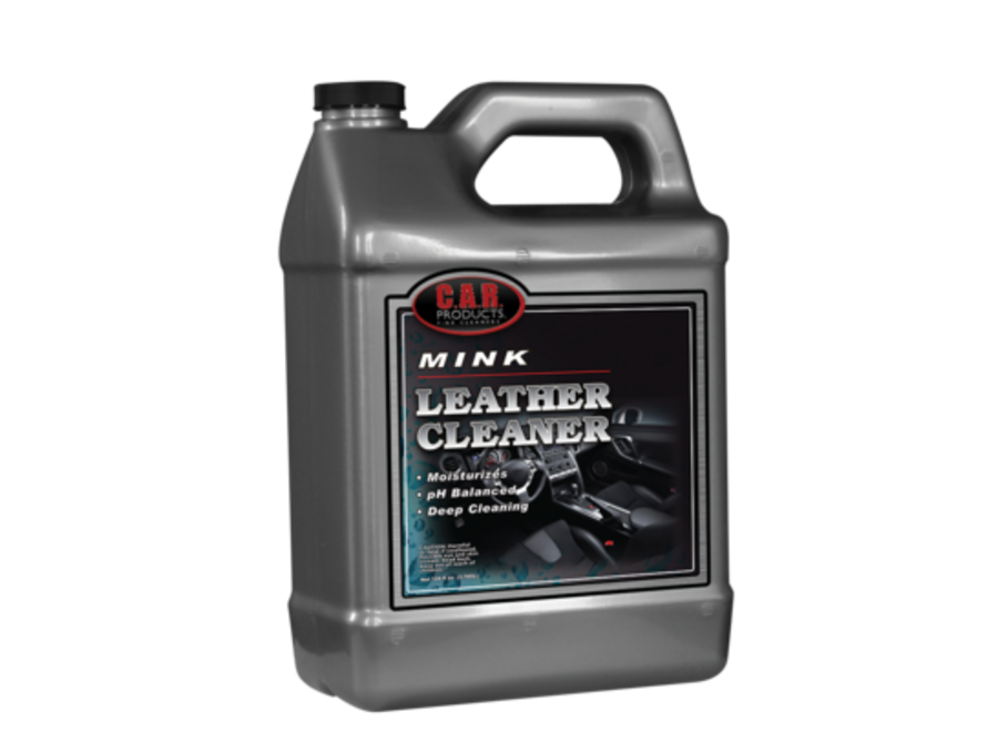 CAR Products Mink Leather Cleaner