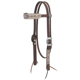 Weaver Leather Weaver Winter Star Browband Headstall