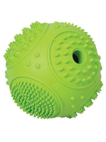 Terrain D.O.G. Terrain Dog Rubber Green Sphere Treat Ball