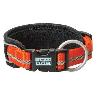 Terrain D.O.G. Padded Reflective Snap-N-Go Adjustable Collar